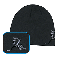 Acrylic~Board Toque (Sports)