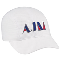 Silver Nano ATB®-UV+~4 Panel Race Style with Pro-stitch