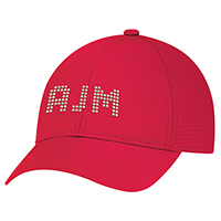 Polyester Rip Stop / Polyester Rip Stop Mesh~6 Panel Constructed Full-Fit (Mesh Back)