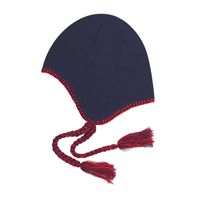 Acrylic / Polyester Micro Fleece~Helmet Toque
