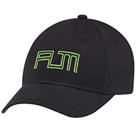 Brushed Cotton Drill & Spandex~6 Panel Constructed Full-Fit (Adjust-A-Fit)