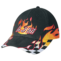 Polycotton~Constructed Contour (Grand Prix Flame)