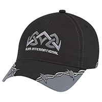 Polycotton~6 Panel Constructed Full-Fit (Barbed Wire)
