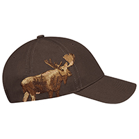Polycotton~6 Panel Constructed Full-Fit (Wildlife)