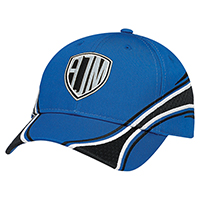 Polycotton / Jersey Mesh~6 Panel Constructed Full-Fit (Charger)
