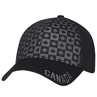 Cotton Drill~6 Panel Constructed Full-Fit (Canada)
