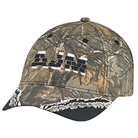 Mossy Oak Break-Up® :: Realtree XTRA®~6 Panel Constructed Contour (Frayed)