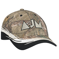 Mossy Oak Break-Up® :: Realtree - AP® :: XTRA®~6 Panel Constructed Full-Fit (Flare)