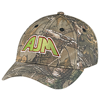 Realtree XTRA®~6 Panel Constructed Contour (Youth)