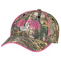 "Realtree Xtra® :: XTRA® Colors ""Snow""~6 Panel Constructed Contour"