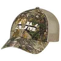 Realtree XTRA®~6 Panel Constructed Full-Fit (Mesh Back)