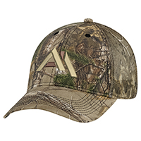 Brushed Polycotton / Polyester Mesh, Realtree XTRA®