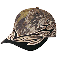 Mossy Oak Break-Up® :: Realtree XTRA®~6 Panel Constructed Contour (Blaze)