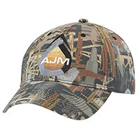 Polycotton ~Oilfield® Camouflage