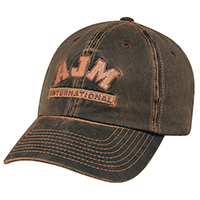 Weathered Polycotton~6 Panel Full-Fit
