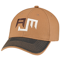 Weathered Polycotton / Duck Canvas~6 Panel Constructed Full-Fit