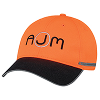 Polycotton / Polyester~6 Panel Constructed Full-Fit (Reflective, Safety)