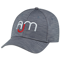 Polyester Marl & Spandex~6 Panel Constructed Contour (A-Class)