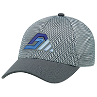 Deluxe Polyester / Open Mesh~6 Panel Constructed Contour (A-Class)
