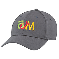 Deluxe Polyester~6 Panel Constructed Contour (A-Class, A-Flex, Youth)