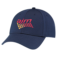 Deluxe Polyester Fused Mesh~6 Panel Constructed Contour (A-Class, A-Flex, Performance)