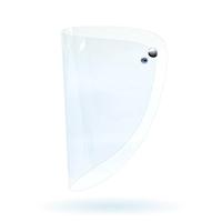 Face Shield~Retractable / Removable Shield