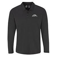 Men's Performance Long Sleeve Polos