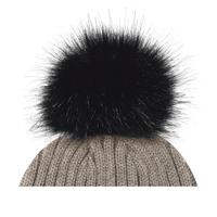 Polyester Faux Fur~Pom Pom (12cm)