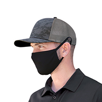Side Button Mask Holding Set~Comfort and relief for ears