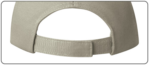 Self Cloth Velcro Back Strap