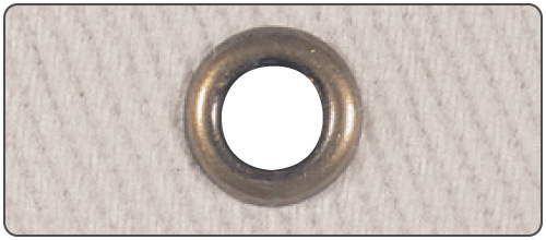 Metal Eyelets(Antique Brass)