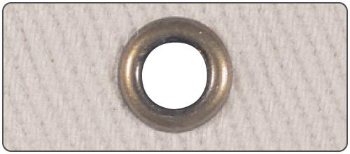 Metal Eyelets(Antique Brass)